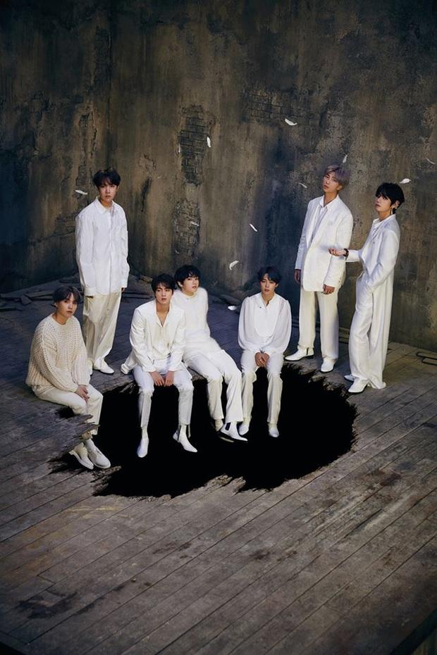 """BTS chưa comeback đã nắm chắc """"Album của năm"""", 1 lần nữa tự phá kỉ lục với lượng pre-order cao nhất lịch sử - Ảnh 1."""