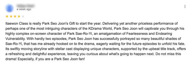 Fan quốc tế phát cuồng vì Tầng Lớp Itaewon, ship cực mạnh thuyền Park Seo Joon với điên nữ IQ khủng - Ảnh 3.