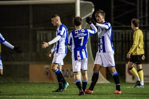 Văn Hậu giúp đội trẻ SC Heerenveen thắng trận thứ 3 liên tiếp, có cơ hội cạnh tranh danh hiệu đầu tiên tại Hà Lan - Ảnh 3.