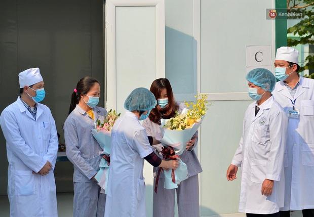 Bệnh nhân nhiễm Covid-19 ở Vĩnh Phúc gửi lời xin lỗi khi xuất viện - Ảnh 5.