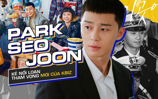 Park Seo Joon: Kẻ cố chấp không bước vào showbiz vì tiền nhưng lại phải cúi đầu trước 5 chữ Con trai bố tuyệt nhất đẫm nước mắt - Ảnh 1.