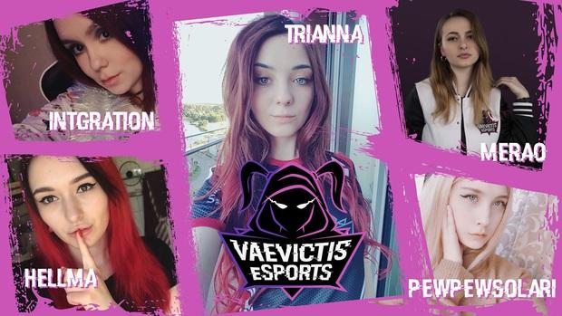 Lập team nữ để phản đối Riot, Vaevictis eSports nhận ngay trái đắng vì thành tích bết bát, bị đuổi thẳng cổ - Ảnh 1.