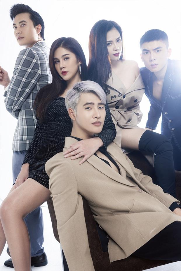 Dương Hoàng Yến lần đầu làm HLV, quy tụ dàn diễn viên, MC nổi tiếng, trai đẹp show hẹn hò - Ảnh 1.