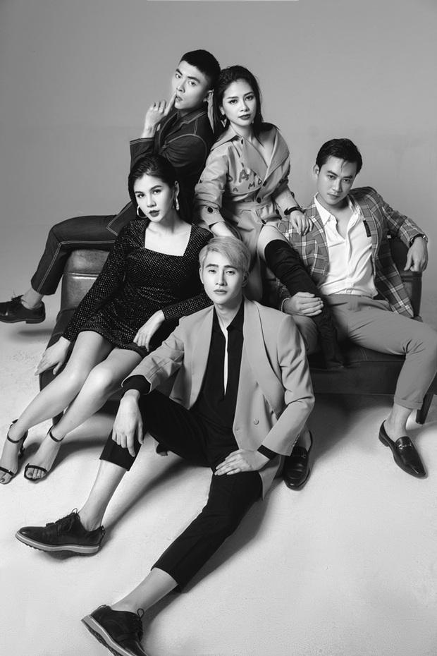 Dương Hoàng Yến lần đầu làm HLV, quy tụ dàn diễn viên, MC nổi tiếng, trai đẹp show hẹn hò - Ảnh 3.