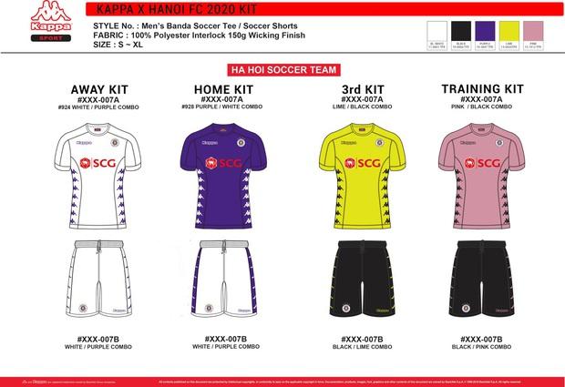 Duy Mạnh phản hồi hài hước màu áo mới của Hà Nội FC: Lúc tím lúc hồng thì biết là nam hay nữ rồi đấy - Ảnh 2.