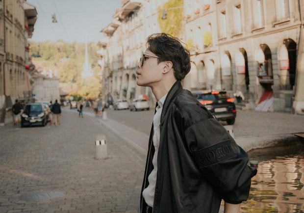 Đầu tư đi dọc châu Âu để ghi hình, Trịnh Thăng Bình có MV mới đẹp xuất sắc, choáng ngợp nhất là khung cảnh ở Thuỵ Sĩ - Ảnh 12.