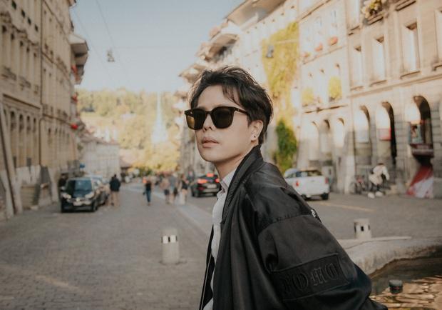 Đầu tư đi dọc châu Âu để ghi hình, Trịnh Thăng Bình có MV mới đẹp xuất sắc, choáng ngợp nhất là khung cảnh ở Thuỵ Sĩ - Ảnh 8.