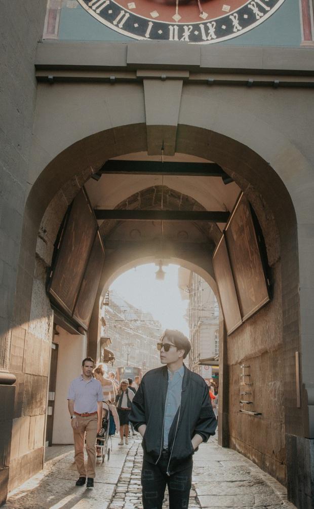 Đầu tư đi dọc châu Âu để ghi hình, Trịnh Thăng Bình có MV mới đẹp xuất sắc, choáng ngợp nhất là khung cảnh ở Thuỵ Sĩ - Ảnh 7.