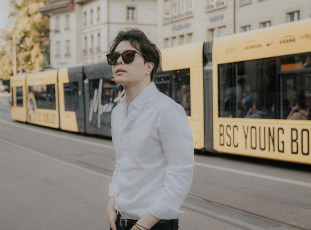 Đầu tư đi dọc châu Âu để ghi hình, Trịnh Thăng Bình có MV mới đẹp xuất sắc, choáng ngợp nhất là khung cảnh ở Thuỵ Sĩ - Ảnh 6.