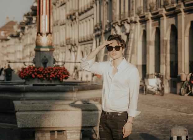 Đầu tư đi dọc châu Âu để ghi hình, Trịnh Thăng Bình có MV mới đẹp xuất sắc, choáng ngợp nhất là khung cảnh ở Thuỵ Sĩ - Ảnh 5.