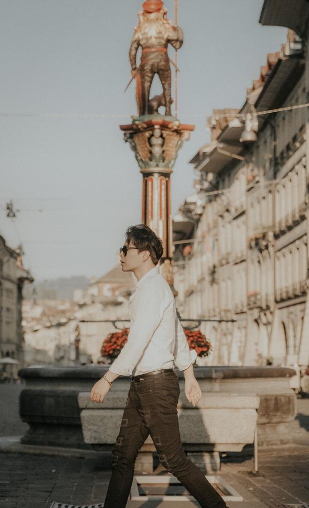Đầu tư đi dọc châu Âu để ghi hình, Trịnh Thăng Bình có MV mới đẹp xuất sắc, choáng ngợp nhất là khung cảnh ở Thuỵ Sĩ - Ảnh 11.