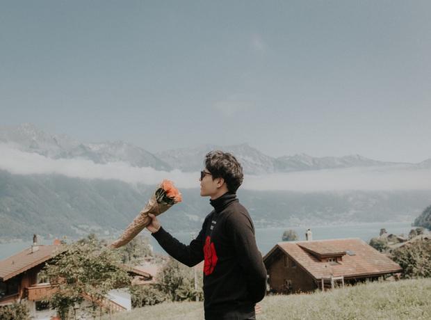 Đầu tư đi dọc châu Âu để ghi hình, Trịnh Thăng Bình có MV mới đẹp xuất sắc, choáng ngợp nhất là khung cảnh ở Thuỵ Sĩ - Ảnh 9.