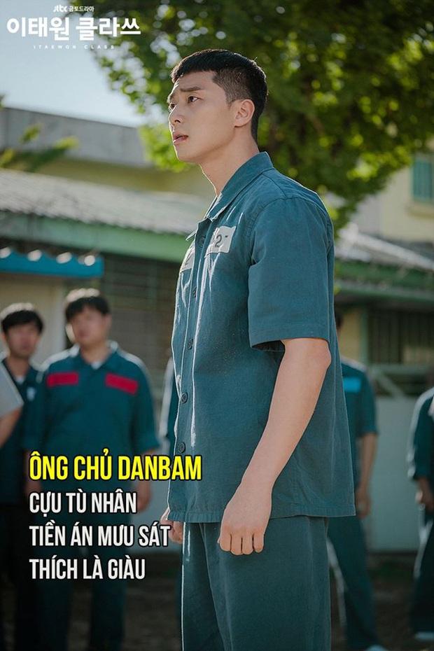 Cười bò với profile dàn cast Tầng Lớp Itaewon của fan Việt: Biệt đội thích là nhích, Park Seo Joon dẫn đầu về độ điên - Ảnh 1.