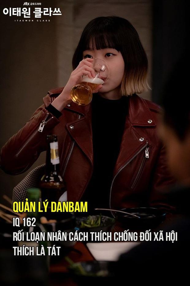 Cười bò với profile dàn cast Tầng Lớp Itaewon của fan Việt: Biệt đội thích là nhích, Park Seo Joon dẫn đầu về độ điên - Ảnh 2.