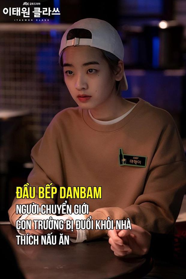 Cười bò với profile dàn cast Tầng Lớp Itaewon của fan Việt: Biệt đội thích là nhích, Park Seo Joon dẫn đầu về độ điên - Ảnh 4.
