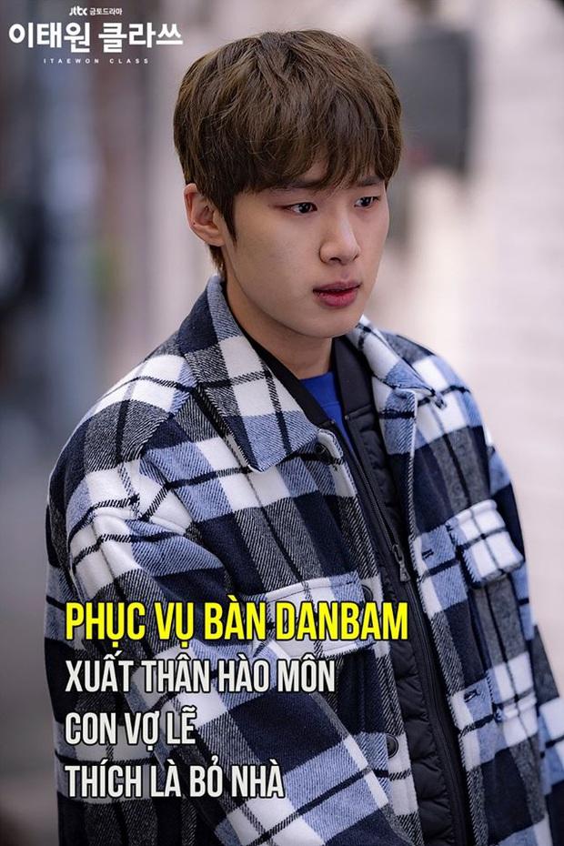 Cười bò với profile dàn cast Tầng Lớp Itaewon của fan Việt: Biệt đội thích là nhích, Park Seo Joon dẫn đầu về độ điên - Ảnh 5.