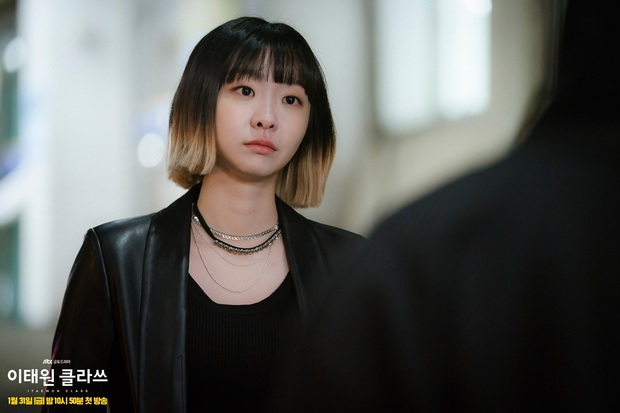 Lộ ảnh nhan sắc khác lạ của đôi Park Seo Joon - Kim Da Mi trước khi làm dân anh chị Tầng Lớp Itaewon - Ảnh 3.