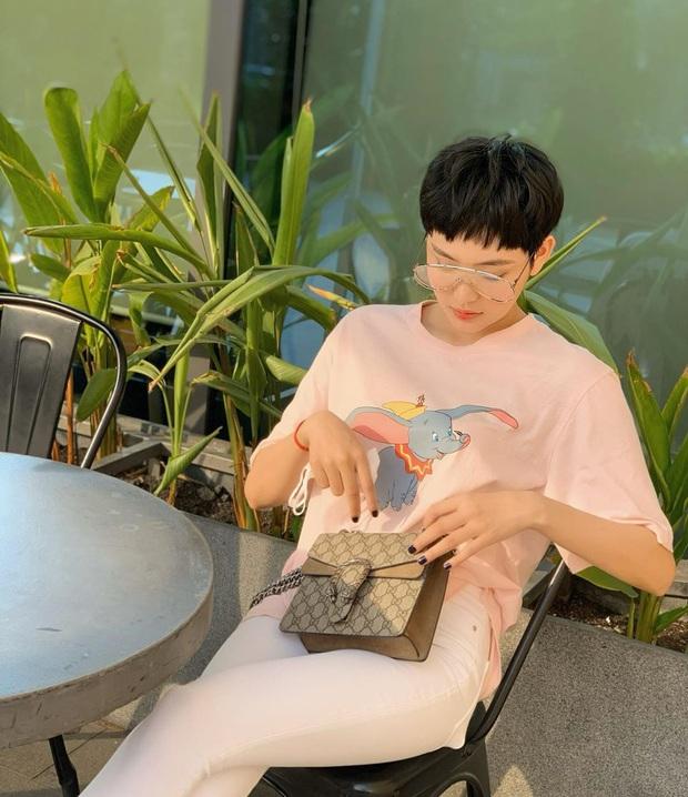 Street style sao Việt: Trấn Thành tự thấy mình chất như một cây vàng nhưng mix cao tay nhất phải là chị em Yến Trang - Yến Nhi - Ảnh 13.
