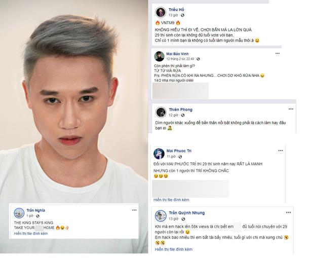 Còn chưa lên sóng, Vietnams Next Top Model đã xuất hiện trận chiến 1 chọi 29 cực gắt trên mạng xã hội - Ảnh 7.