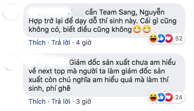 Còn chưa lên sóng, Vietnams Next Top Model đã xuất hiện trận chiến 1 chọi 29 cực gắt trên mạng xã hội - Ảnh 8.