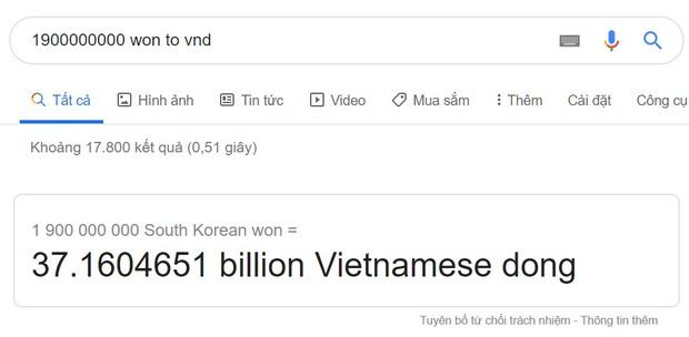Tò mò về gia sản khủng của đại gia Park Seo Joon ở Tầng Lớp Itaewon, dân tình nô nức nhờ chị Google đổi 1,9 tỷ won ra tiền Việt - Ảnh 5.