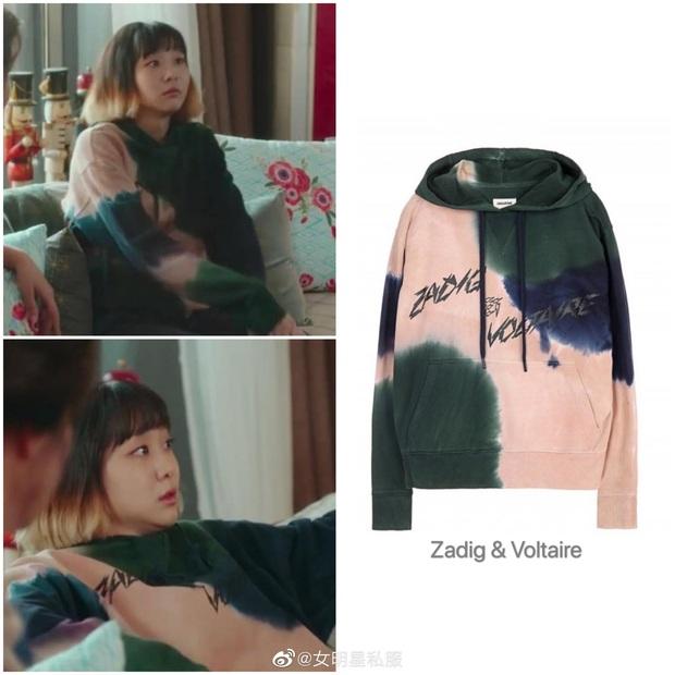 Tính tình đã hay ho, điên nữ Jo Yi Seo của Tầng Lớp Itaewon lại còn ăn mặc chất chơi, dát toàn hàng hiệu xịn sò từ đầu đến chân - Ảnh 5.