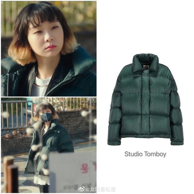 Tính tình đã hay ho, điên nữ Jo Yi Seo của Tầng Lớp Itaewon lại còn ăn mặc chất chơi, dát toàn hàng hiệu xịn sò từ đầu đến chân - Ảnh 11.