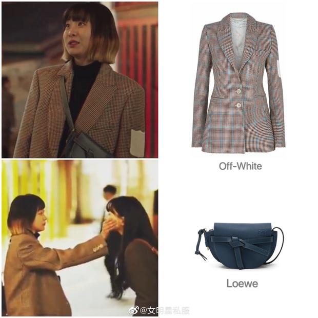 Tính tình đã hay ho, điên nữ Jo Yi Seo của Tầng Lớp Itaewon lại còn ăn mặc chất chơi, dát toàn hàng hiệu xịn sò từ đầu đến chân - Ảnh 6.
