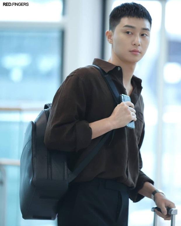 Rộ lên loạt ảnh hồi bé mái ngố tàu của Park Seo Joon: Quyết xuyên không về quá khứ để tạo kiểu đầu trend của Itaewon Class? - Ảnh 6.