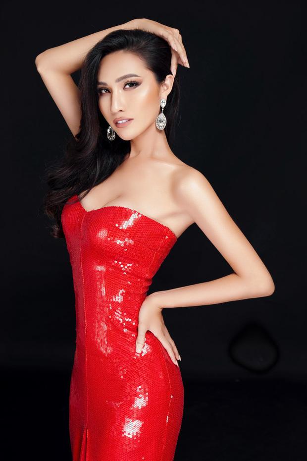 Bộ ảnh mới của Hoài Sa trước thềm Miss International Queen 2020: Thần thái, sắc vóc đúng chuẩn Hoa hậu đây rồi! - Ảnh 4.