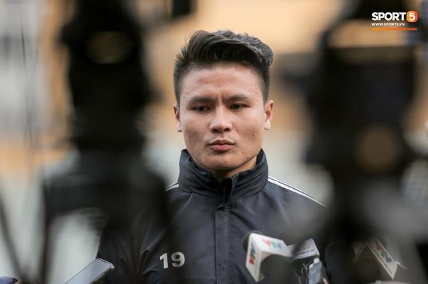 Quang Hải không khoẻ, tái phát chấn thương từ SEA Games, Hà Nội FC bị Viettel cầm hoà trong trận giao hữu - Ảnh 3.