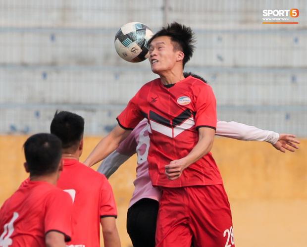 Quang Hải không khoẻ, tái phát chấn thương từ SEA Games, Hà Nội FC bị Viettel cầm hoà trong trận giao hữu - Ảnh 9.