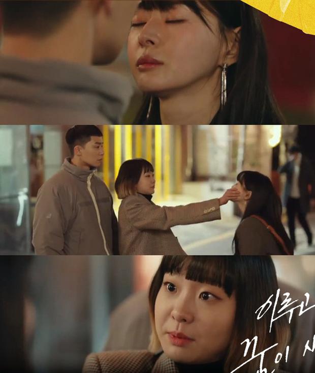 Nhắn chị bạn thân 10 năm ở Itaewon: Bằng đó thời gian không chốt đơn thì dạt ra cho em nữ điên yêu anh chủ Ro Yi dùm! - Ảnh 5.
