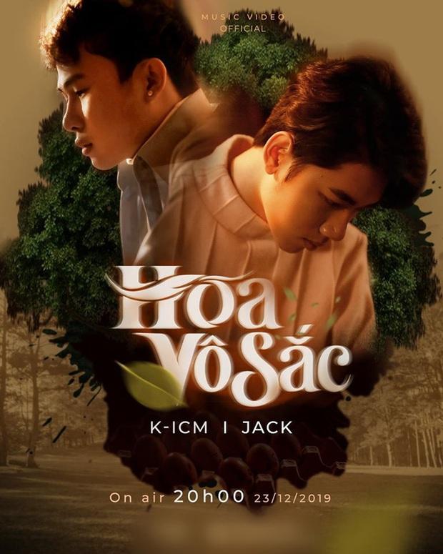Lại là chuyện K-ICM và tấm poster: Đã chịu lùi về phía sau ca sĩ hát chính nhưng tên của producer vẫn ở vị trí đầu tiên! - Ảnh 4.