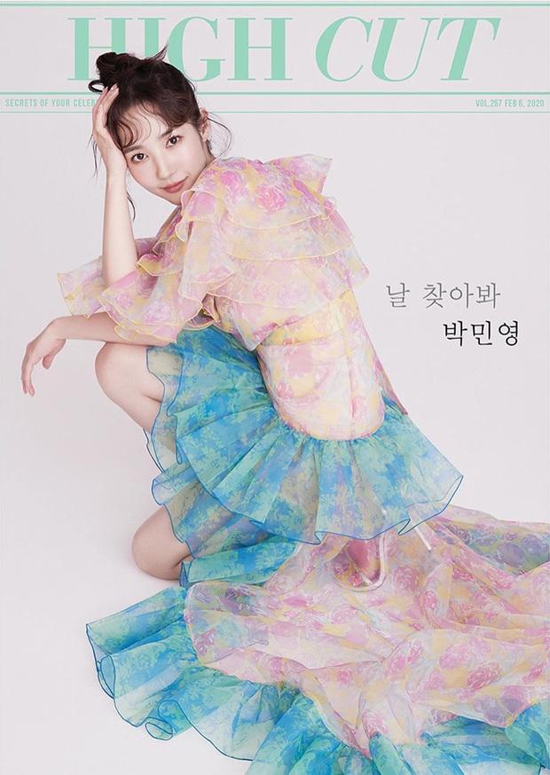 Hớp hồn vì bộ ảnh của Park Min Young: Đúng đẳng cấp nữ hoàng dao kéo đẹp nhất Kbiz, make up sương sương là đủ lên hình - Ảnh 1.
