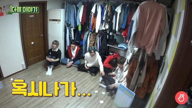 Tưởng được ngậm thìa vàng từ lúc debut, boygroup em trai BTS vẫn phải ngủ chung 1 phòng trong ký túc xá - Ảnh 4.