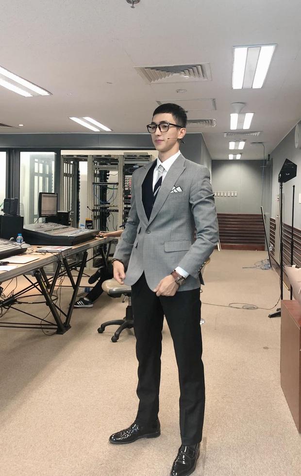 Bình An xuống tóc đúng kiểu ngố tàu của tài tử cực phẩm Park Seo Joon trong Tầng lớp Iaewon và cái kết bất ngờ - Ảnh 2.