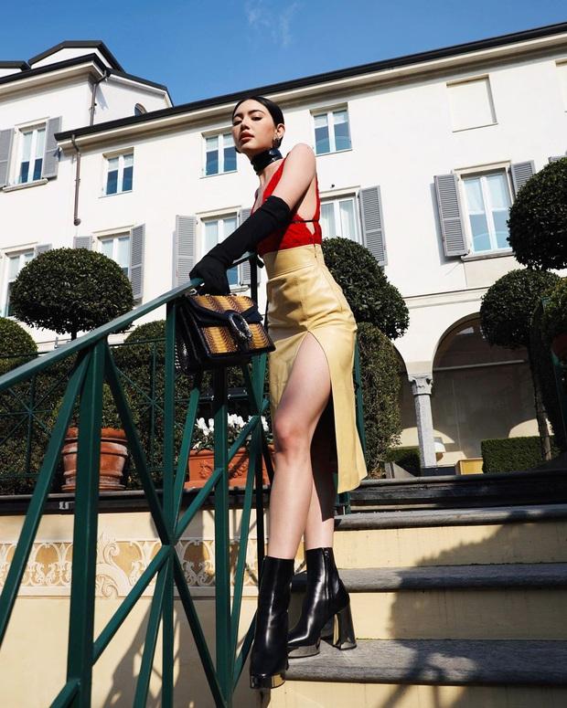 IU gây bão ở nước Ý nhưng bị Mai Davika sexy bức thở lấn át, kéo đến hình hậu trường của nàng thơ Sơn Tùng mà choáng - Ảnh 9.