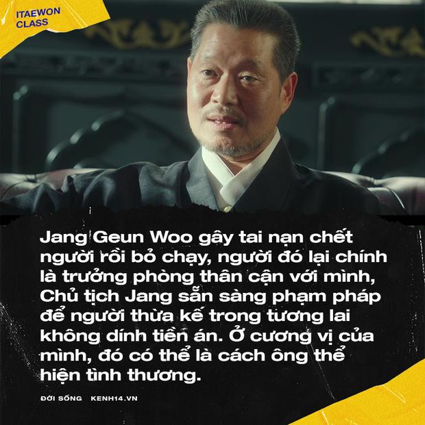 2 ông bố của Tầng lớp Itaewon: Người dạy con sống tử tế, kẻ dạy con chà đạp tất cả để thành người thừa kế - Ảnh 4.