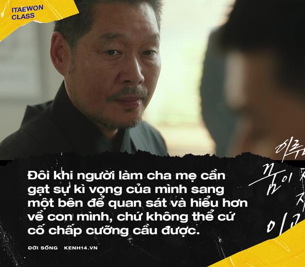 2 ông bố của Tầng lớp Itaewon: Người dạy con sống tử tế, kẻ dạy con chà đạp tất cả để thành người thừa kế - Ảnh 6.