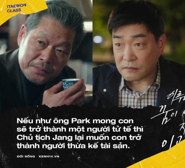 2 ông bố của Tầng lớp Itaewon: Người dạy con sống tử tế, kẻ dạy con chà đạp tất cả để thành người thừa kế - Ảnh 7.