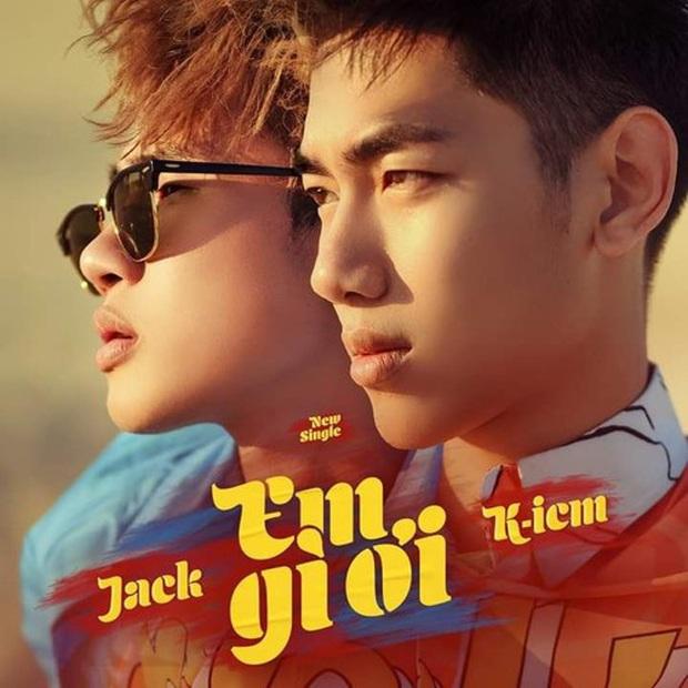 Lại là chuyện K-ICM và tấm poster: Đã chịu lùi về phía sau ca sĩ hát chính nhưng tên của producer vẫn ở vị trí đầu tiên! - Ảnh 6.