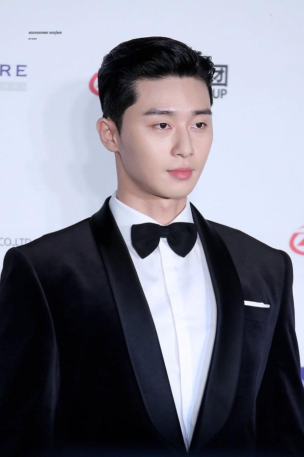 Rộ lên loạt ảnh hồi bé mái ngố tàu của Park Seo Joon: Quyết xuyên không về quá khứ để tạo kiểu đầu trend của Itaewon Class? - Ảnh 7.