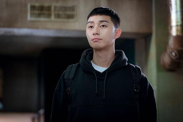 Rộ lên loạt ảnh hồi bé mái ngố tàu của Park Seo Joon: Quyết xuyên không về quá khứ để tạo kiểu đầu trend của Itaewon Class? - Ảnh 5.