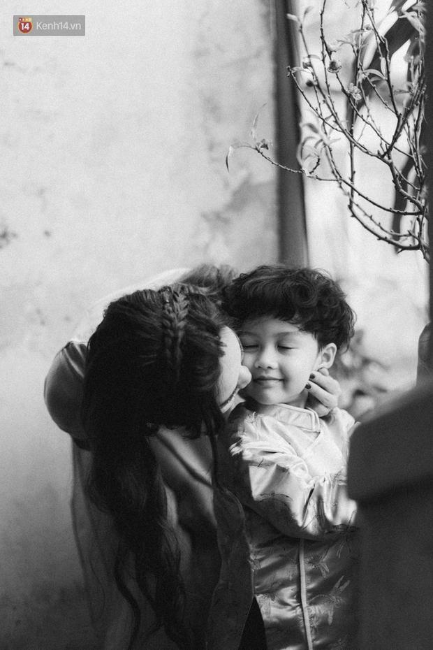 """Huyền Lizzie trải lòng đầu năm 2020: """"2 năm nay tôi vừa làm cha vừa làm mẹ, trước nhìn con chảy nước mắt, giờ không sao cả"""" - Ảnh 4."""