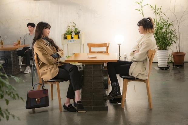 Đối đầu văn minh như Tầng Lớp Itaewon: Điên nữ IQ khủng và chị gái tình đầu chơi đẹp giành Park Seo Joon - Ảnh 1.