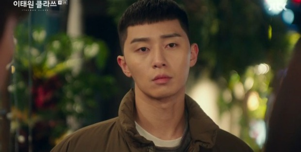 8 hành động tuyển crush cực mạnh của ông chủ Park Seo Joon ở Tầng Lớp Itaewon - Ảnh 1.