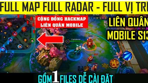 Liên Quân Mobile: Hóa ra hack map tràn lan vì dễ làm thế này, muốn free có hack free, muốn hack xịn có hack xịn! - Ảnh 2.