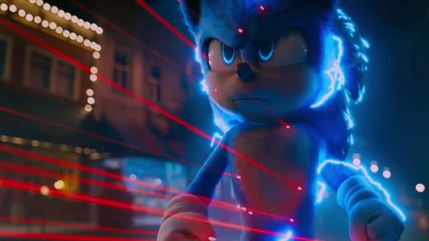Review Nhím Sonic: Gây mê đến từng sợi lông vì kĩ xảo quá đỉnh, nhưng thú thì ít người thì nhiều thế này? - Ảnh 1.