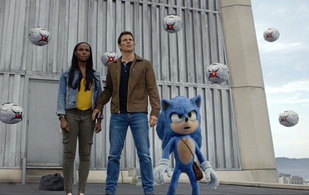 Review Nhím Sonic: Gây mê đến từng sợi lông vì kĩ xảo quá đỉnh, nhưng thú thì ít người thì nhiều thế này? - Ảnh 10.